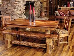 rustic solid wood dining table rustic solid wood dining table rustic wood dining table an eye