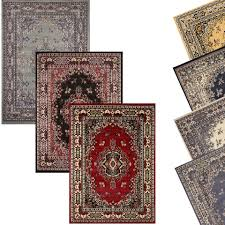 Persian Rug Mouse Mat by Traditional Oriental Medallion Area Rug Persian Style Carpet