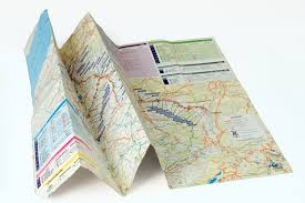 map paper imperfect spirituality spontaneity and map