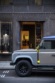 land rover defender autobiography tailor made land rover defender for paul smith u2014 urdesignmag