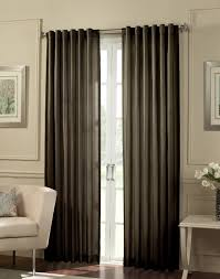 decor elegant dining room design with blue jc penney curtains and