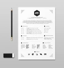 Resume Sample 2014 Well Designed Resume Examples For Your Inspiration