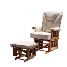 américain meubles planeur à bascule et pouf pour bébé pépinière