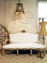 Shabby Chic Chaise Lounge by Shabby Chic Ottomans Foter