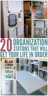 25 best ideas about organization station on pinterest home