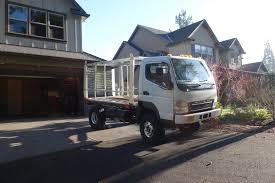 mitsubishi fuso 4x4 expedition vehicle home