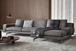 sofa minotti sherman corner sofa by minotti stylepark