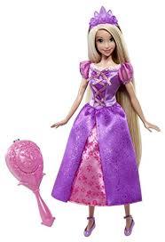 buy disney princess color change brush rapunzel doll online at low