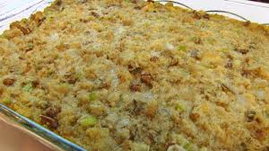bread dressing recipes for thanksgiving betty u0027s pecan sage cornbread dressing youtube