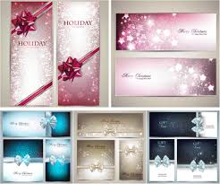 Holiday Gift Card Template Holiday 2014 Vector Christmas Card Templates Vector Graphics Blog