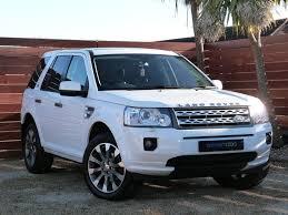 land rover hse white used fiji white land rover freelander for sale dorset