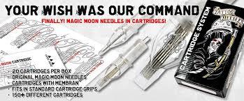magic moon cartridges supplies since 1999