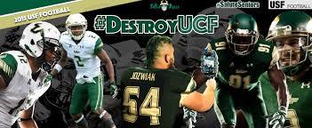 destroyucf usf football thursday thanksgiving espn