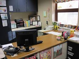 Home Office Desk Organization How To Organize A Small Desk Without Drawers Business Office