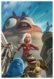 monsters aliens voice cast announced voices blog