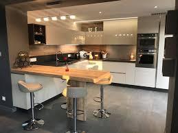 cuisine laqué blanc cuisiniste ancenis réalisation de cuisine design dans le pays d