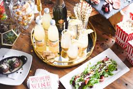 oscar party ideas oscar party tips how to host an oscar party for your friends