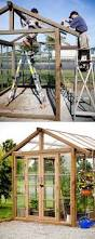 12 most beautiful diy she shed and greenhouse ideas with reclaimed