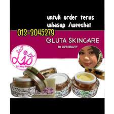 Gluta Skin Care mahfuzah eshop borong retails murah 013 3045279 miracle gluta skin