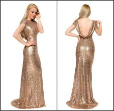 gold sequin prom dress with sleeves u2013 dress ideas