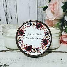 custom wedding favors personalized wedding candle favor wedding candle favors