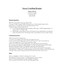 Sample Athletic Resume by High Basketball Coach Resume Assistant Coach Resume Sales