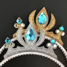 frozen headband elsa crown cinderella crown frozen elsa headband disney princess