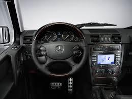 mercedes benz g class interior 2015 mercedes benz g class 2007 picture 24 of 27