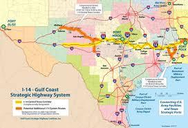 killeen map strategic highway