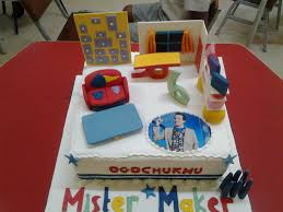 mister maker cake mister maker party pinterest cake