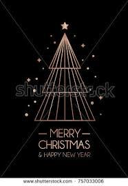merry happy new year stock vector 757033006