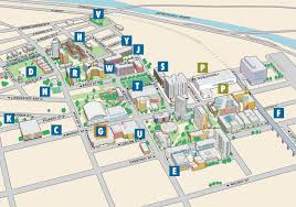 Map Of Lancaster Pa Parking Map Campus Services