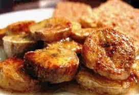 cuisiner banane délicieux et pas cher les bananes au miel cuites au four la