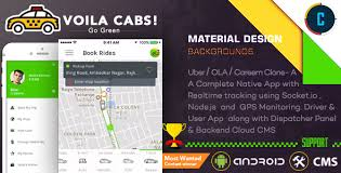 uber for android taxi booking app a complete clone of uber with user driver