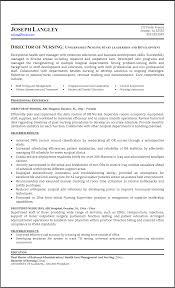 Best Testing Resume by Nurse Manager Resume Berathen Com