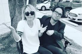 how many people like penny on the big bang theory new hair big bang theory s penny and leonard on or off fashion