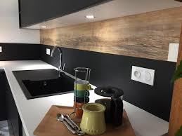 crédence en stratifié pour cuisine credence en stratifie pour cuisine get green design de maison