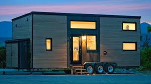 Modern Tiny House The Acacia Modern Tiny House From Minimaliste Houses Tiny House