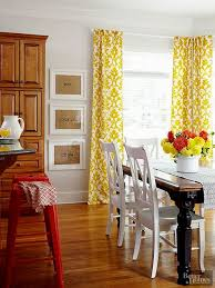 Bright Colorful Kitchen Curtains Inspiration Bright Colored Kitchen Curtains Home Design Ideas And Pictures