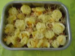 recette de cuisine plat recette plat hongrois ou rakott krumpli 750g