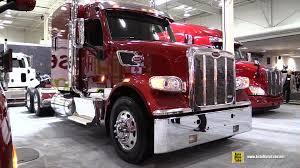 new peterbilt trucks 2016 peterbilt 567 heritage sleeper truck exterior and cabin