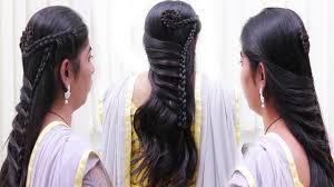 Easy New Hairstyles Long Hair by 3 Easy Hairstyles For Long Hair Girls Bridal New Hairstyle 2017
