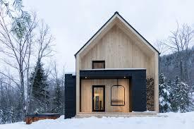 architektur ferienhaus skandinavisches ferienhaus in kanada