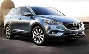 mazda new cars 2016 2016 mazda cx 9 review price specs u0026 photos cnynewcars com