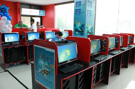 design cyber cafe furniture interior design computer table design for internet cafe computer