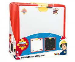 fireman sam double sided slate easels arts u0026 crafts products