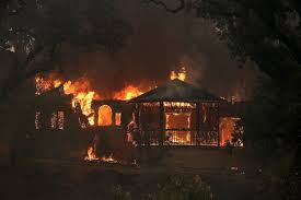 North Bay Fire Report by California North Bay Wildfires What We Know So Far Curbed Sf