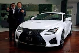 lexus rx 350 indonesia harga lexus rc f sudah resmi hadir di indonesia siap lawan bmw m4