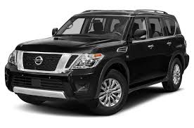 nissan safari lifted 2017 nissan armada prepares to patrol the us autoblog