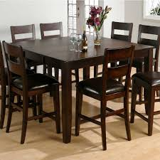 Butterfly Leaf Dining Room Table Jofran 972 62 Counter Height Butterfly Leaf Dining Table With Hand